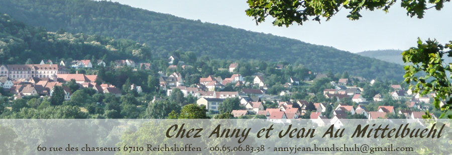 Mittelbuehl Chambres D Hotes Alsace